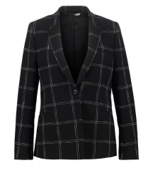 Ps By Paul Smith Blazer Black/white afbeelding