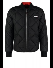 Schott Nyc Lancer Bomberjacks Black afbeelding
