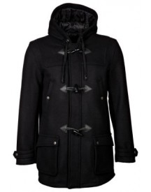 Schott Nyc Warren Winterjas Black afbeelding