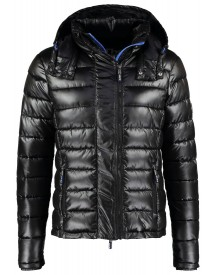 Superdry Fuji Winterjas Slick Black afbeelding