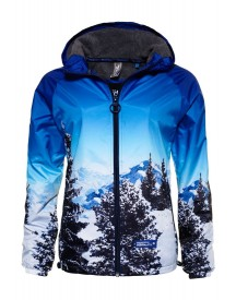 Superdry Jas Blue Mountain afbeelding