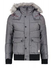 Tom Tailor Denim Winterjas Somber Grey afbeelding
