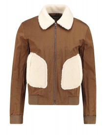 Topman Korte Jassen Light Brown afbeelding