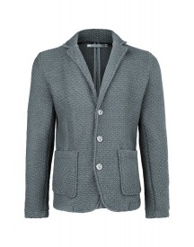 We Fashion Regular Fit Colbert Grey afbeelding