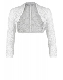 Young Couture By Barbara Schwarzer Blazer Cream afbeelding