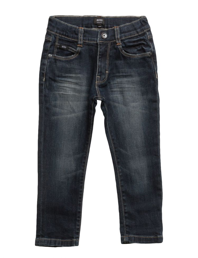 Image Denim Trousers Boss Jeans