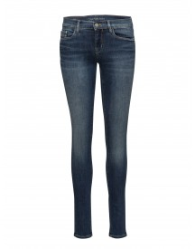 Mid Rise Skinny - Ro Calvin Klein Jeans Jeans afbeelding