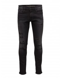 Skinny - Somber Blac Calvin Klein Jeans Jeans afbeelding