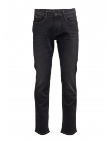 Straight - Iron Blac Calvin Klein Jeans Jeans afbeelding