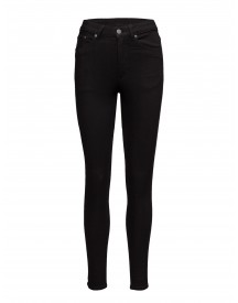 High Skin Pure Black Cheap Monday Jeans afbeelding