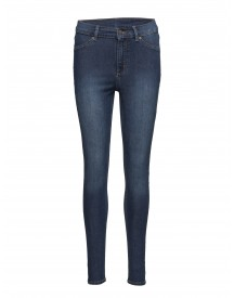 High Spray Dim Blue Cheap Monday Jeans afbeelding