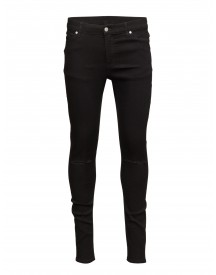 Him Spray Cut Black Cheap Monday Jeans afbeelding