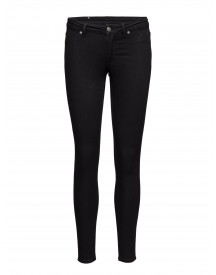 Mid Spray Black Cheap Monday Jeans afbeelding