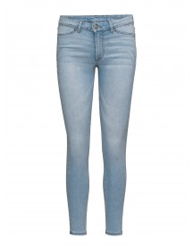 Mid Spray Stone Bleach Cheap Monday Jeans afbeelding