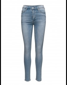 Second Skin Stonewash Blue Cheap Monday Jeans afbeelding