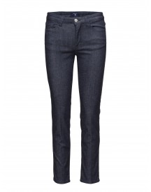 O1.regular Cropped Sailor Jean Gant Jeans afbeelding