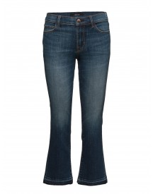 -8314t178rh Selena Mid Rise Crop Bootcut J Brand Jeans afbeelding