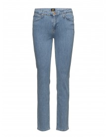 Elly Bleached Stone Lee Jeans Jeans afbeelding