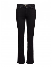 Marion Straight Black Rinse Lee Jeans Jeans afbeelding