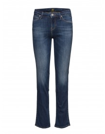 Marion Straight Night Sky Lee Jeans Jeans afbeelding