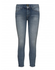 Scarlett Cropped Brooklyn Retro Lee Jeans Jeans afbeelding