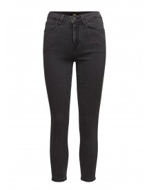 Scarlett High Cropped Lee Jeans Jeans afbeelding
