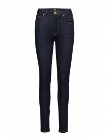 Scarlett High One Wash Lee Jeans Jeans afbeelding
