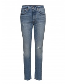 501 Skinny Post Modern Blues Levi´s Women Jeans afbeelding