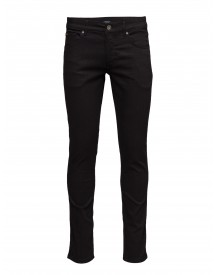 Tapered Fit Jeans-black Ink Lindbergh Jeans afbeelding