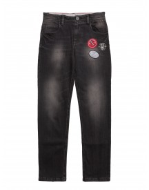 Denim Trousers Little Marc Jacobs Jeans afbeelding