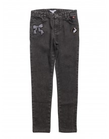 Trousers Little Marc Jacobs Jeans afbeelding