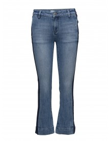 Ivana Stripe Jeans Mos Mosh Jeans afbeelding