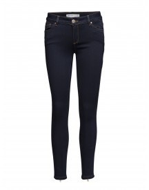 Victoria 7/8 Silk Touch Jeans Mos Mosh Jeans afbeelding