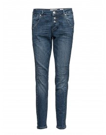Barbara Baggy Wash Colombo Pieszak Jeans afbeelding