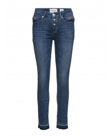 Nadja Cropped Wash Colombo Pieszak Jeans afbeelding