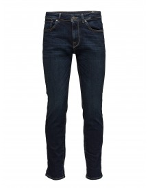Shnslim-leon 1003 D.blue St Jns Noos Selected Homme Jeans afbeelding