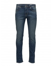 Shnslim-leon 1004 M.blue St Jns Noos Selected Homme Jeans afbeelding