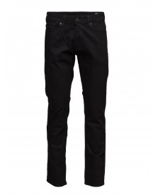 Shnstraight-scott 1001 Black St Jns Noos Selected Homme Jeans afbeelding