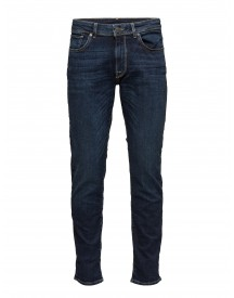Shnstraight-scott 1003 D.blu St Jns Noos Selected Homme Jeans afbeelding