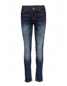Cindy Straight Pants Soft Rebels Jeans afbeelding