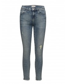 High Skinny Crazy Mama Wrangler Jeans afbeelding