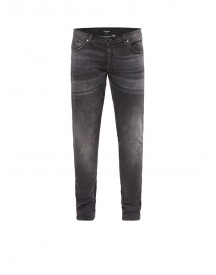 Chasin' Ego Low Rise Slim Fit Jeans Met Faded Wassing afbeelding