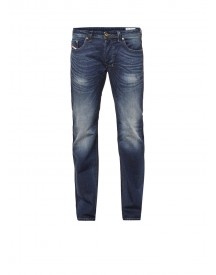 Diesel Larkee Regular-straight Fit Jeans 0853r afbeelding