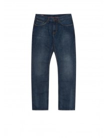 Tommy Hilfiger Straight Fit Jeans Mercer Met Donkere Wassing afbeelding