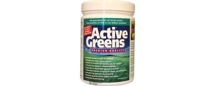 Image Active Greens