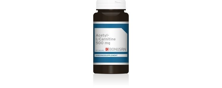 Image Acetyl L Carnitine 500