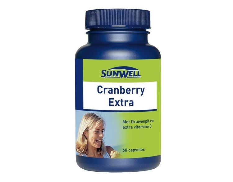 Image Cranberry 600 Mg