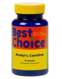 Acetyl L Carnitine afbeelding