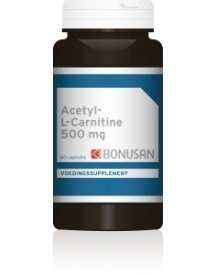 Acetyl L Carnitine 500 afbeelding
