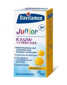 Junior 3+ Multifruit afbeelding